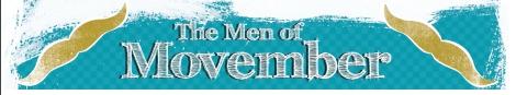 movember header