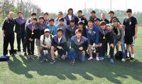 Bittersweet season for boys soccerteam