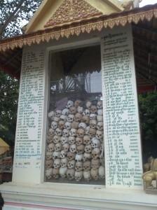 Wat Thmey Memorial