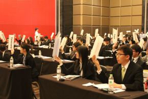 Amendments Drafted and Resolutions Passed: MUN's Successes at the China Conference